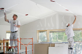 Decorating a ceiling